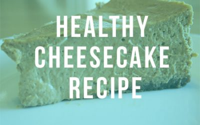 Healthy Cheesecake – Control Cravings With This Delicious Recipe
